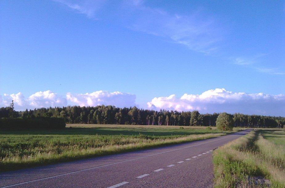 Kelias link Rietavo