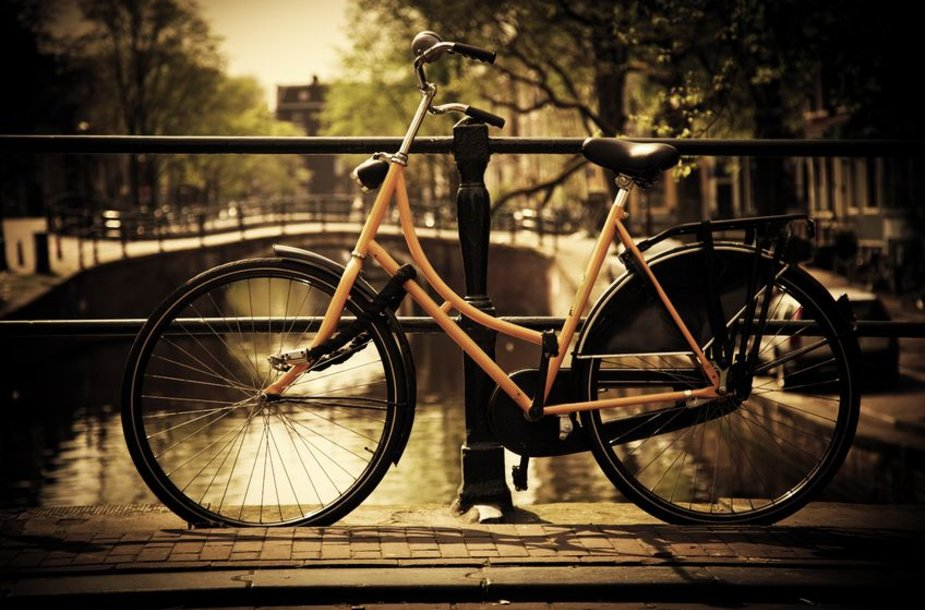 Dviratis Amsterdame