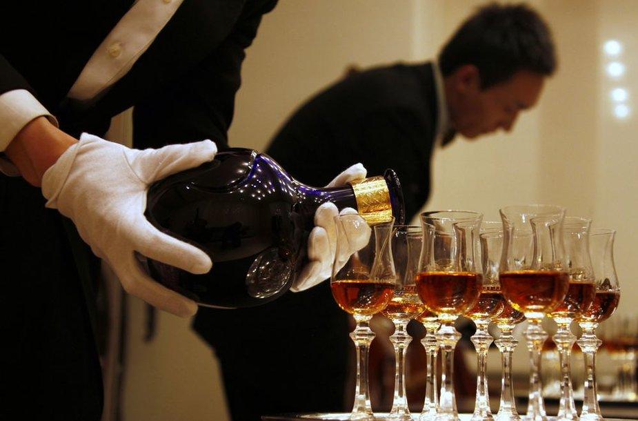 Vienas populiariausių ir brangiausių alkoholinių gėrimų pasaulyje – viskis