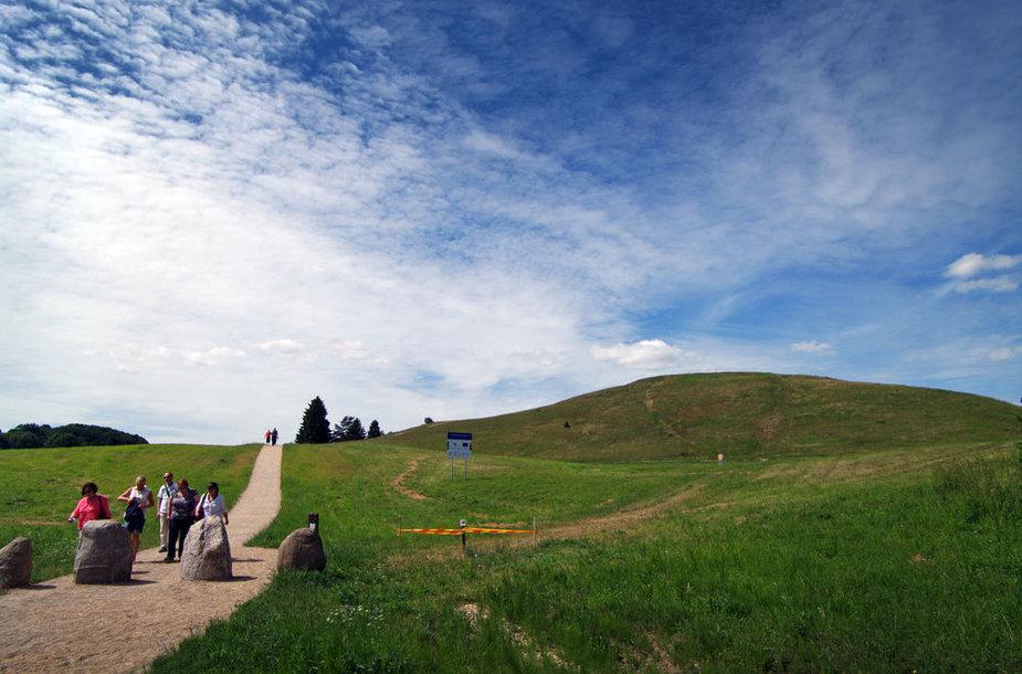 Šatrijos kalnas