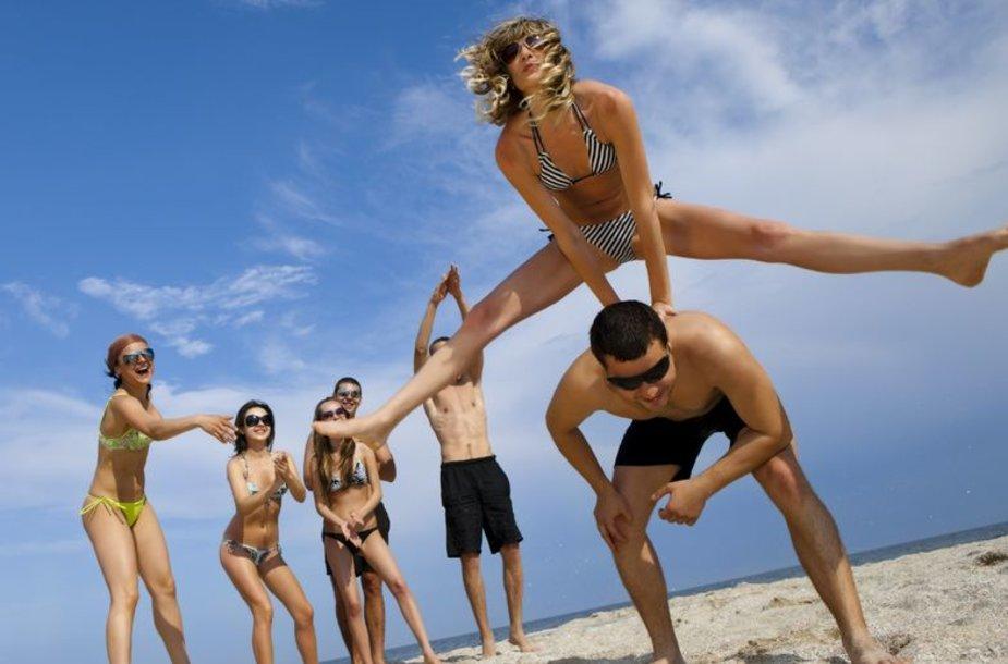 7 įspūdingiausi ir keisčiausi pasaulio paplūdimiai