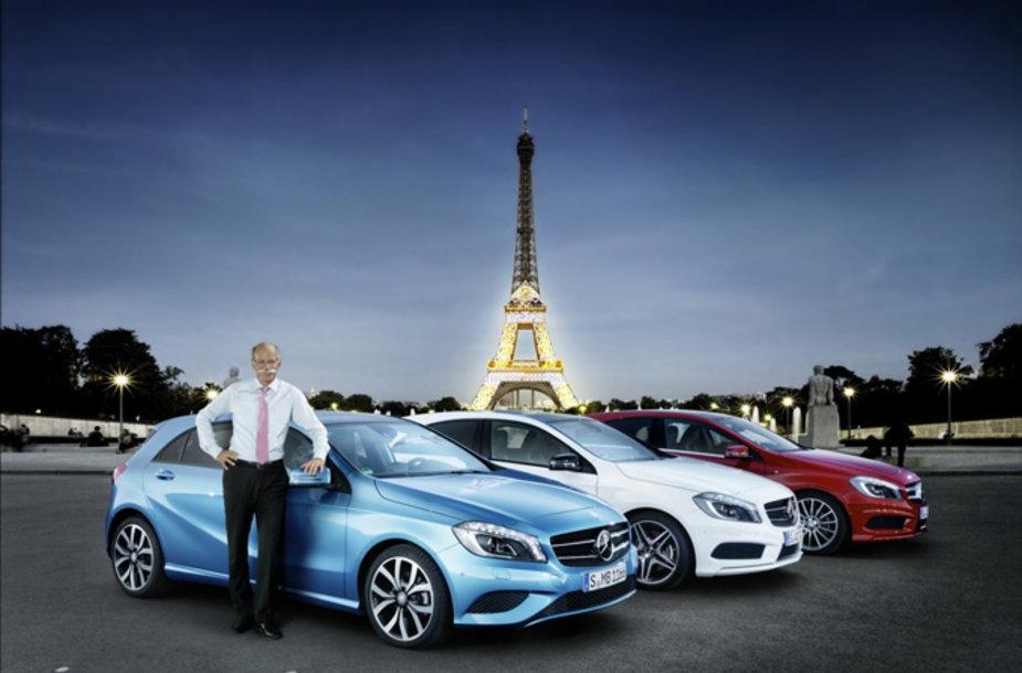 "A klasės ""Mercedes-Benz"""