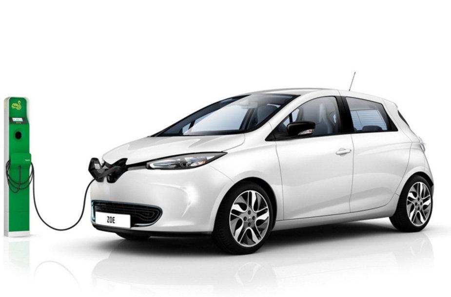 """""""Renault Zoe"""""""