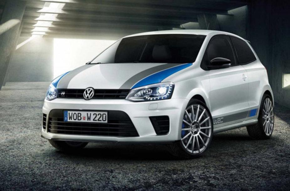 """Volkswagen Polo R WRC"""