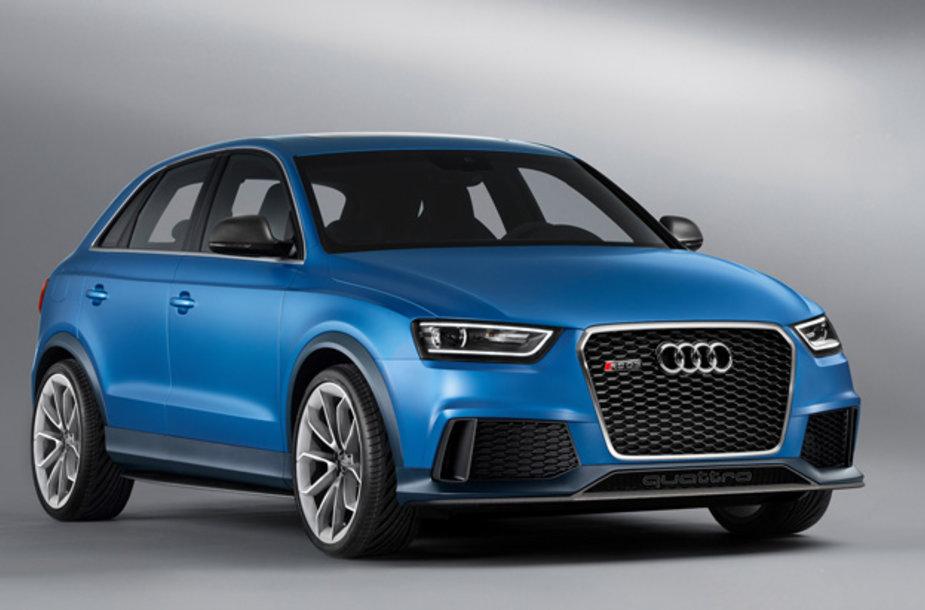 """""""Audi Q3 RS"""""""