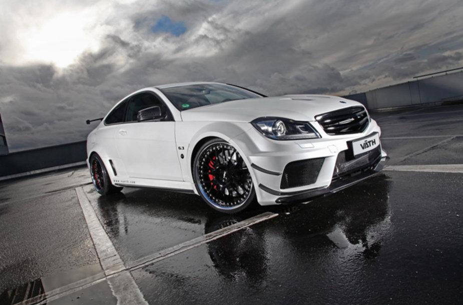 """Mercedes-Benz C63 AMG"" su ""Vath"" paketu"