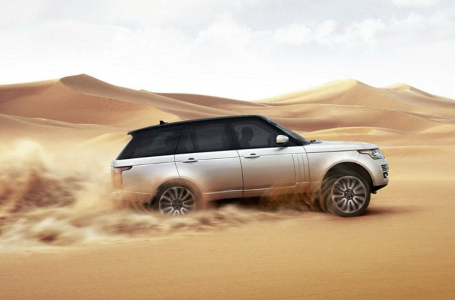 """""""Land Rover Range Rover"""""""