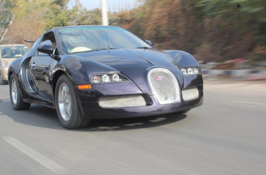 """""""Bugatti Veyron"""" kopija"""