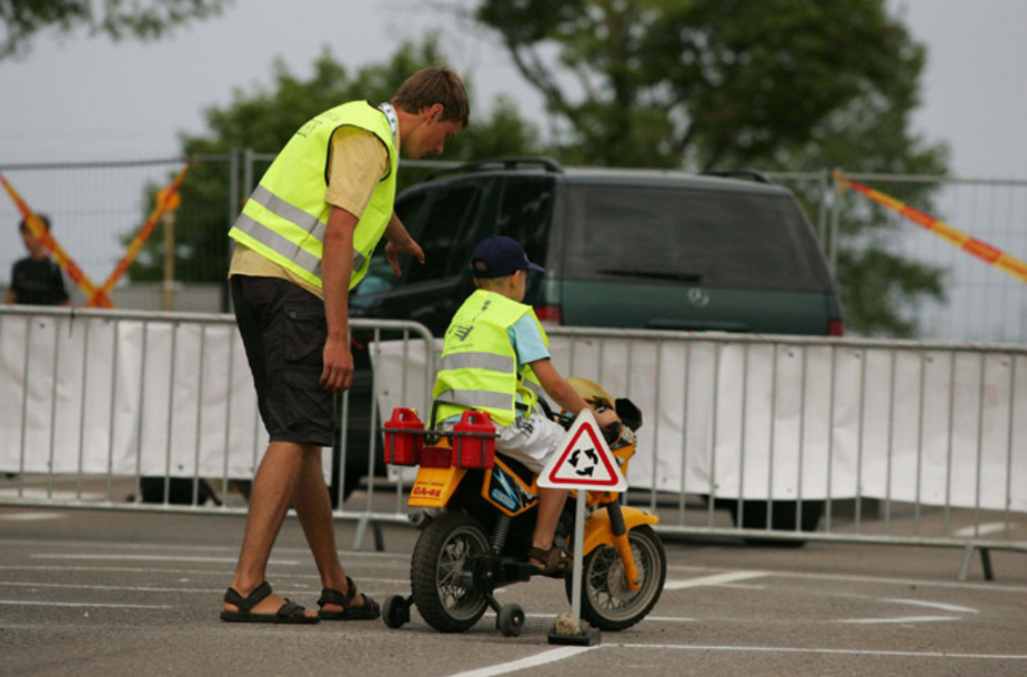 Saugaus eismo programa 1000 km lenktynėse