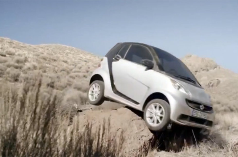 """""""Smart ForTwo"""""""