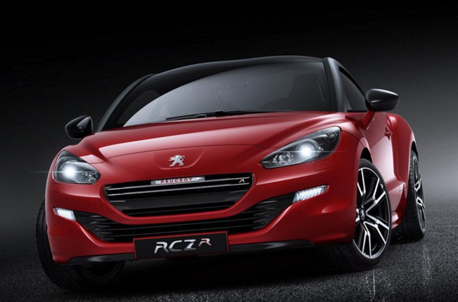 """""""Peugeot RCZ R"""""""