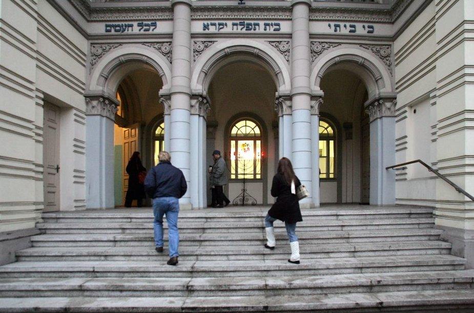 Vilniaus choralinė sinagoga