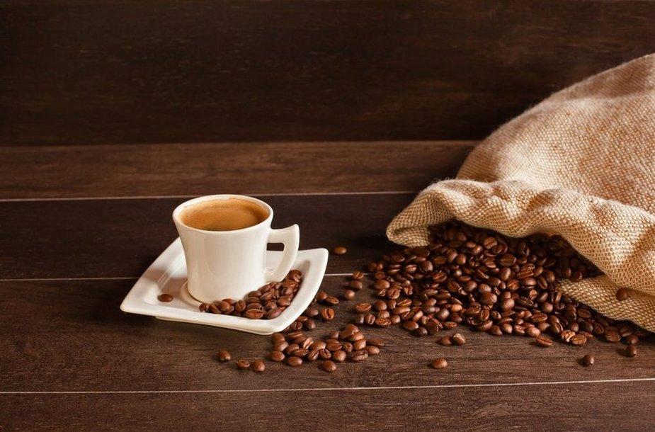Цены на кофе резко выросли.
