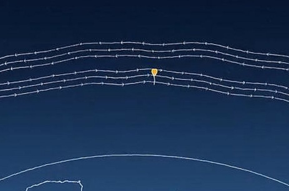 Google раздаст интернет с воздушных шаров