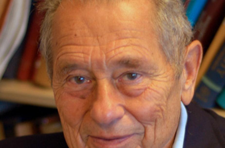 Harvardo vaikų psichologijos profesorius Jerome'as Kaganas