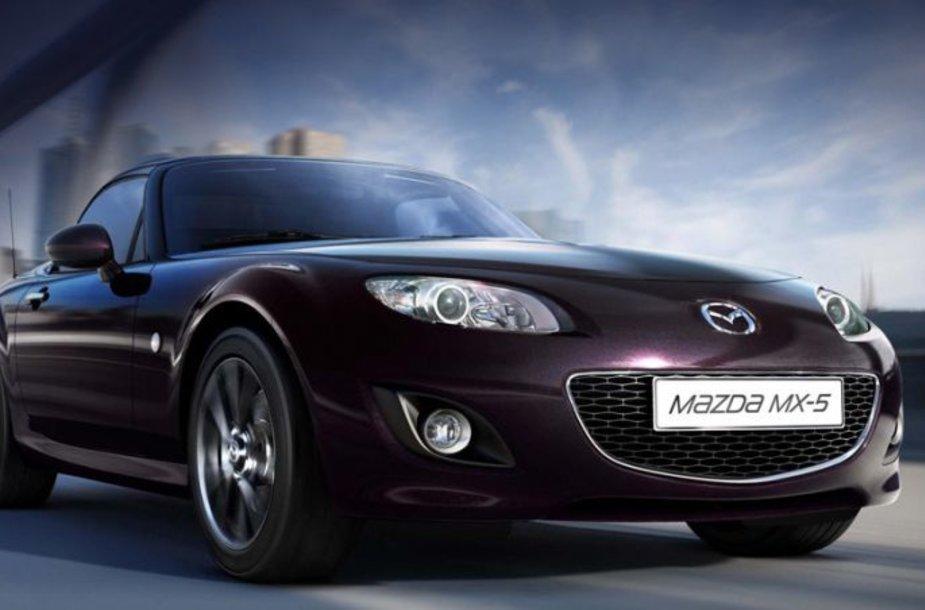 Mazda MX5/Drive.ru