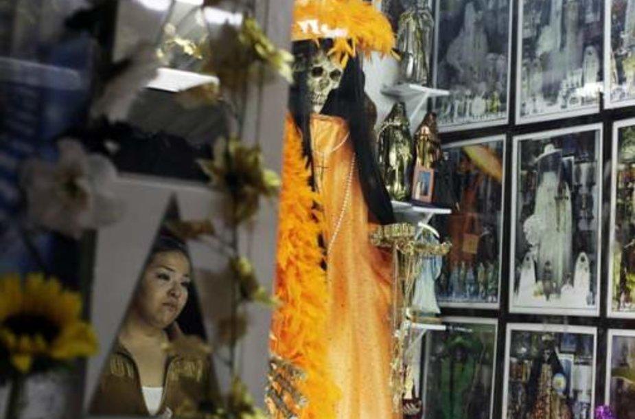 Страшное ритуальное убийство произошло в Мексике.