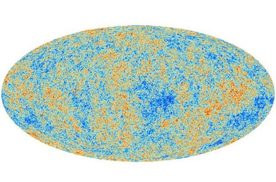 Схема вселенной.