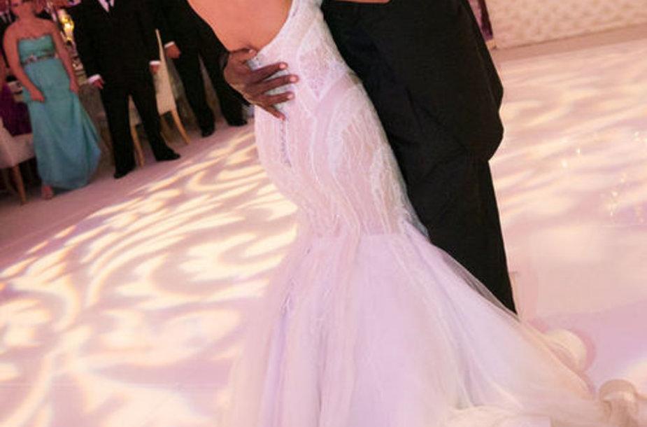 Michael Jordan ja Yvette Prieto abiellusid laupäeval Floridas