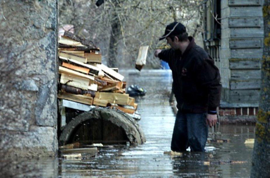 Убытки от наводнения в Германии оценили в 12 миллиардов евро