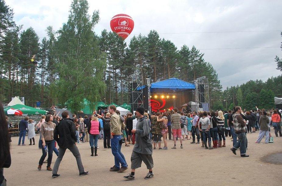 """Festivalis """"Tamsta muzika 2012"""""""