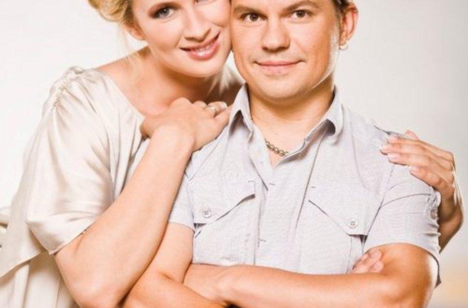 Renata ir Deivis Norvilai