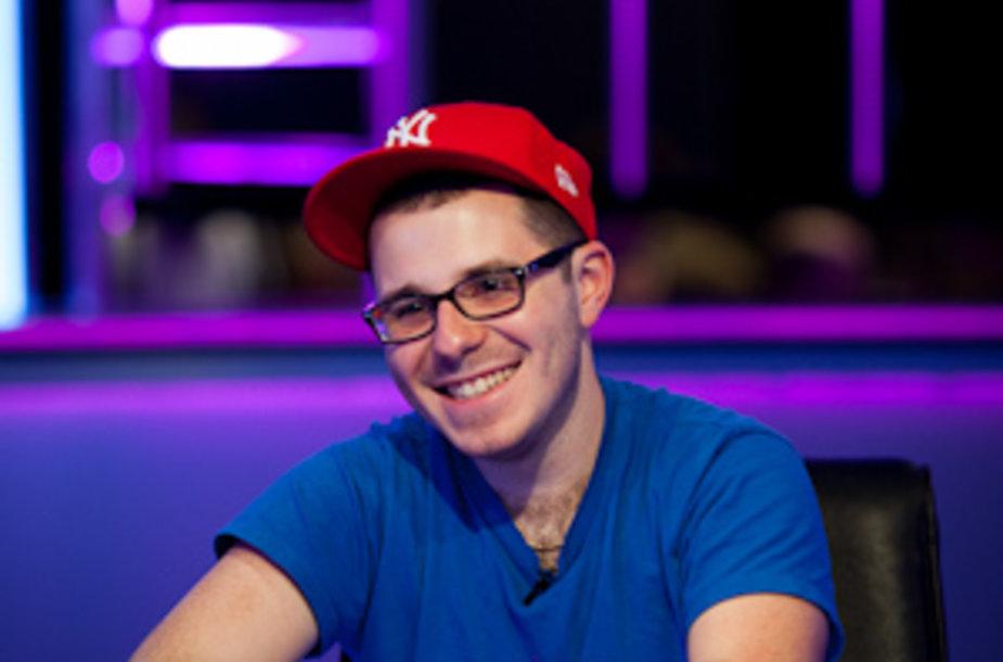 Danas Smithas / PokerStarsBlog.com nuotr.