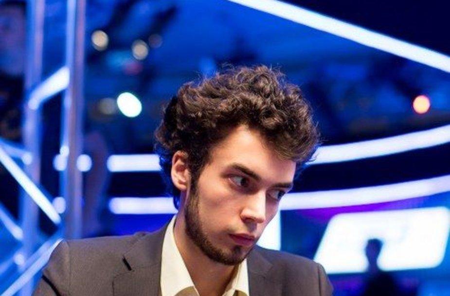 "Anaras Alekberovas / ""PokerStars"" nuotr."
