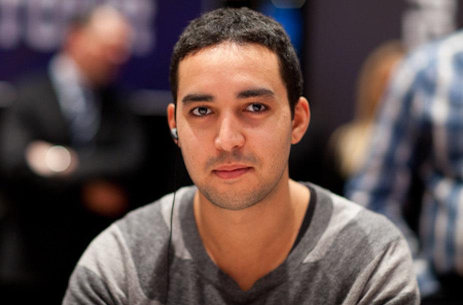 Ramzi Jelassi / PokerStarsBlog.com nuotr.