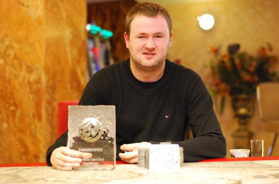 Andrius Belskis / PokerNews.lt nuotr.