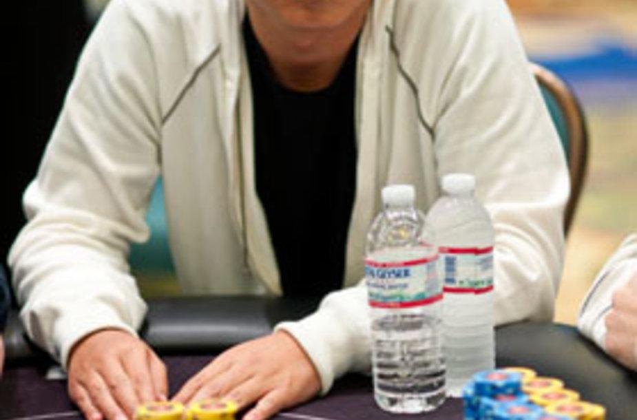 Masa Kagawa / PokerStarsBlog.com nuotr.