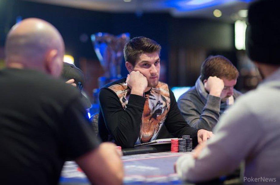 Matas Cimbolas / PokerNews.com nuotr.