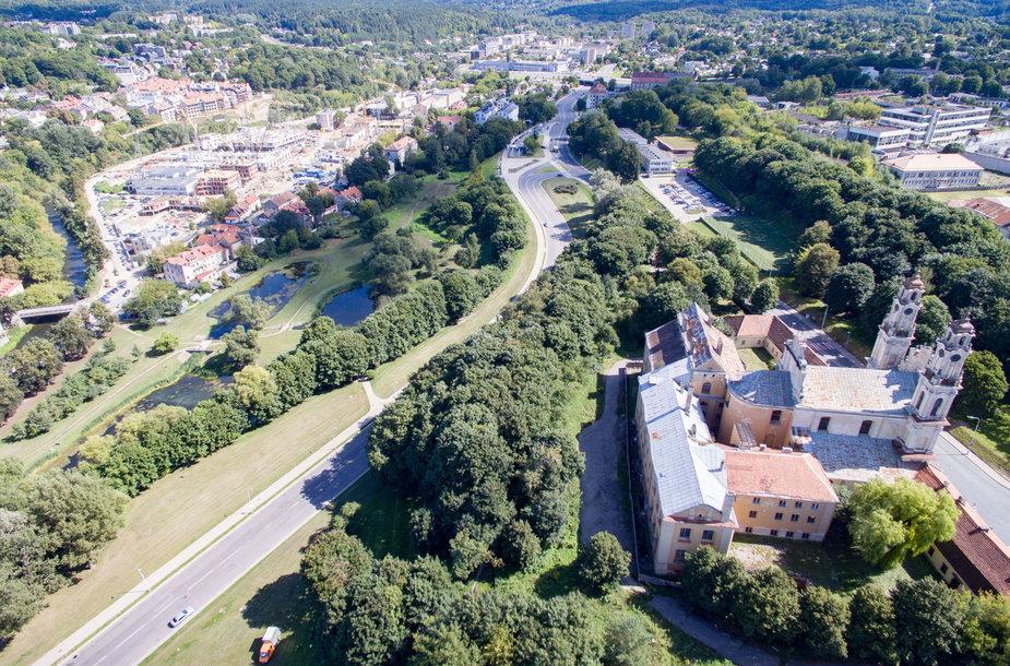 Vilniaus Misionierių sodų teritorija