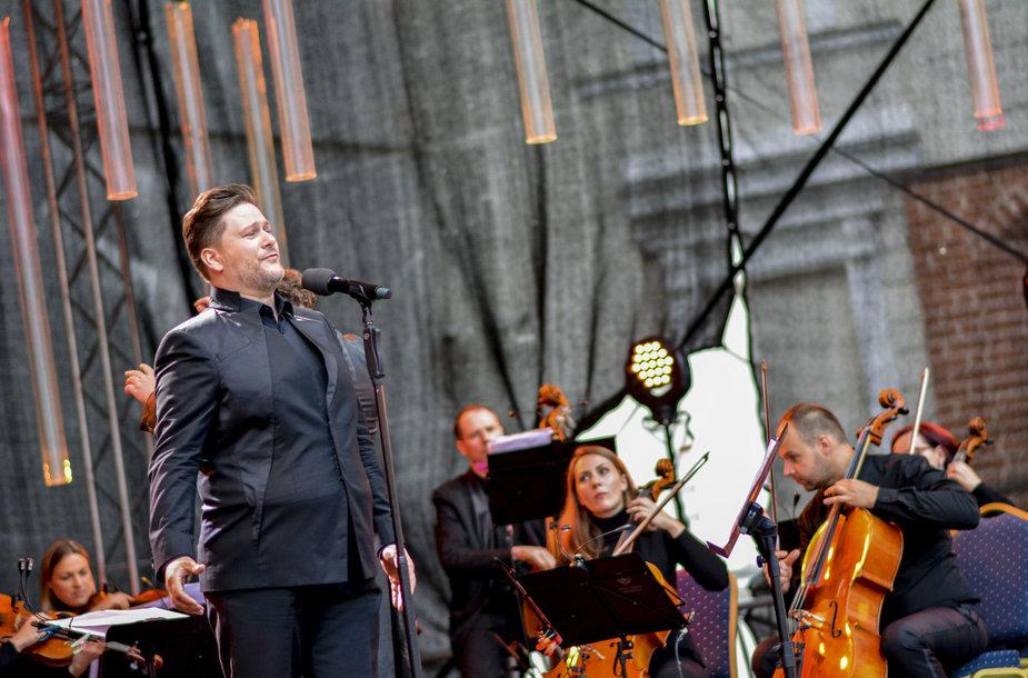 Merūno Vitulskio ir VDU kamerinio orkestro koncertas