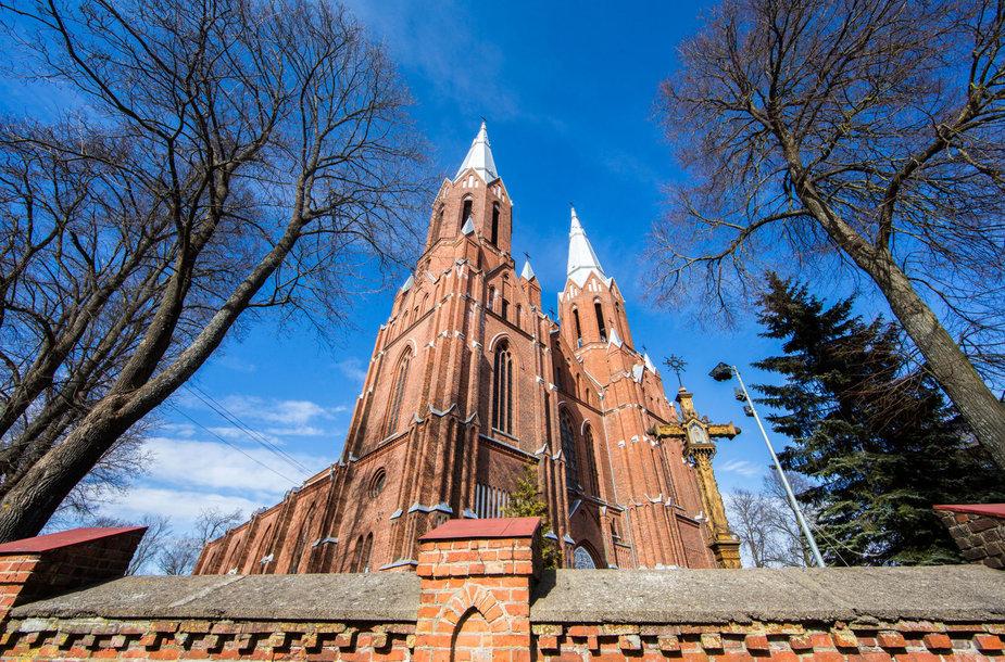 Apžvalgos aikštelė Anykščių Šv. apaštalo evangelisto Mato bažnyčios bokšte