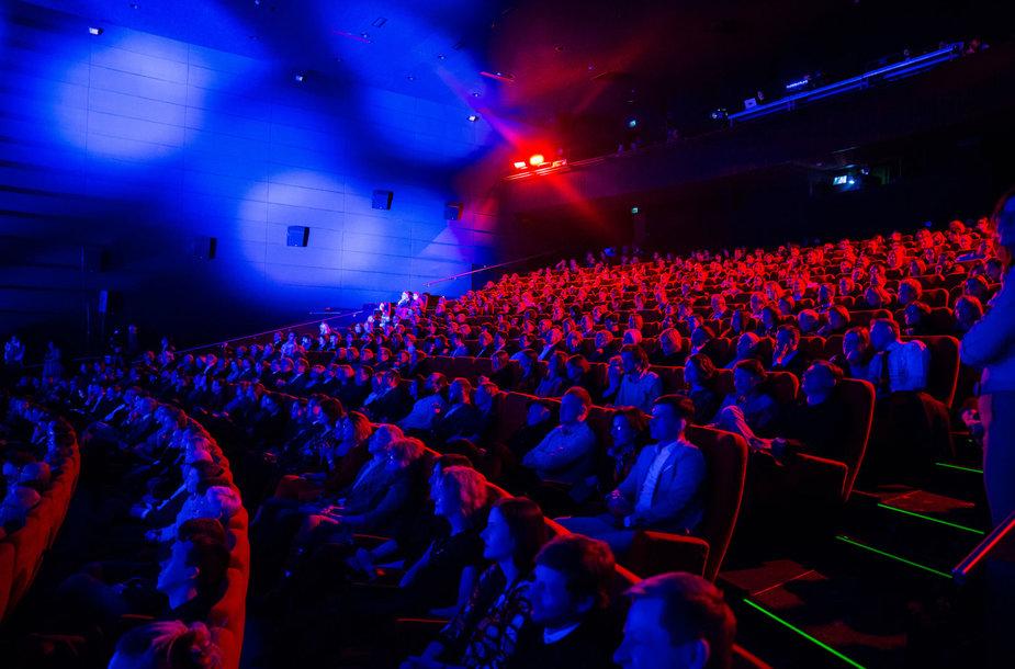 """""""Kino pavasario"""" apdovanojimų ceremonija"""