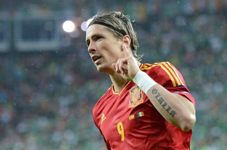 Ispanas Fernando Torresas
