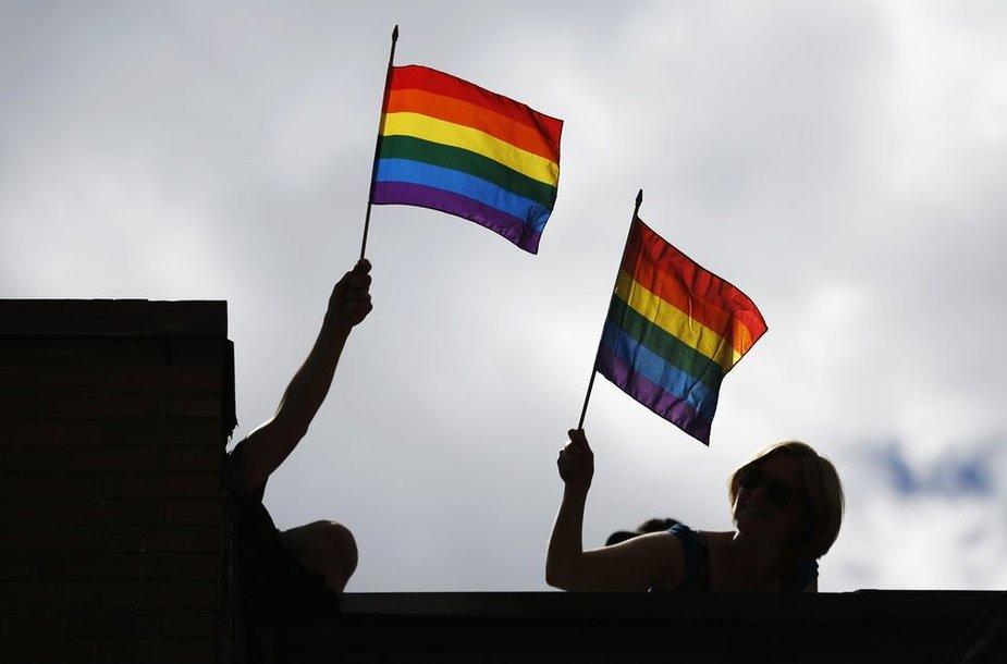 Homoseksualų paradas Kolumbijoje