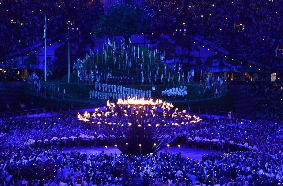 Olimpinė ugnis