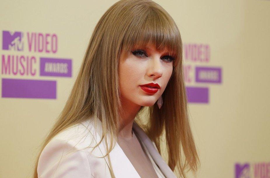 Dainininkė Taylor Swift
