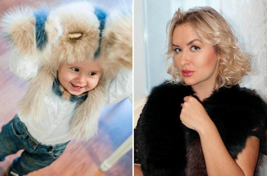Anna Mois ir mažylis