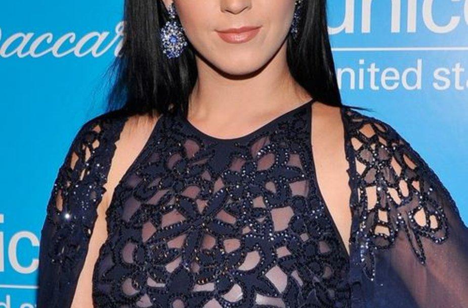 Dainininkė Katy Perry