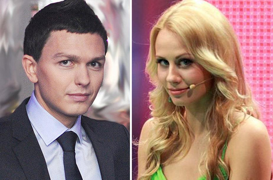 Devidas Bastys ir Agnė Domarkaitė