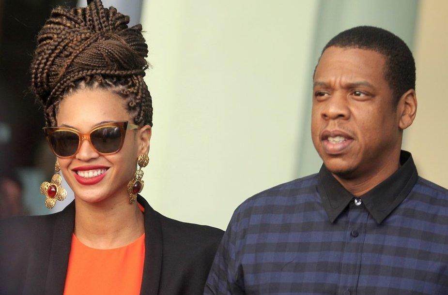 Beyonce ir Jay-Z Havanoje