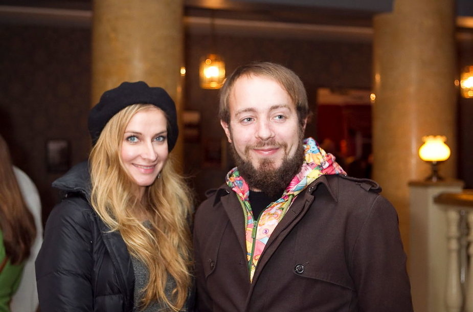 Aušra Štukytė ir Dmitrijus Radinas