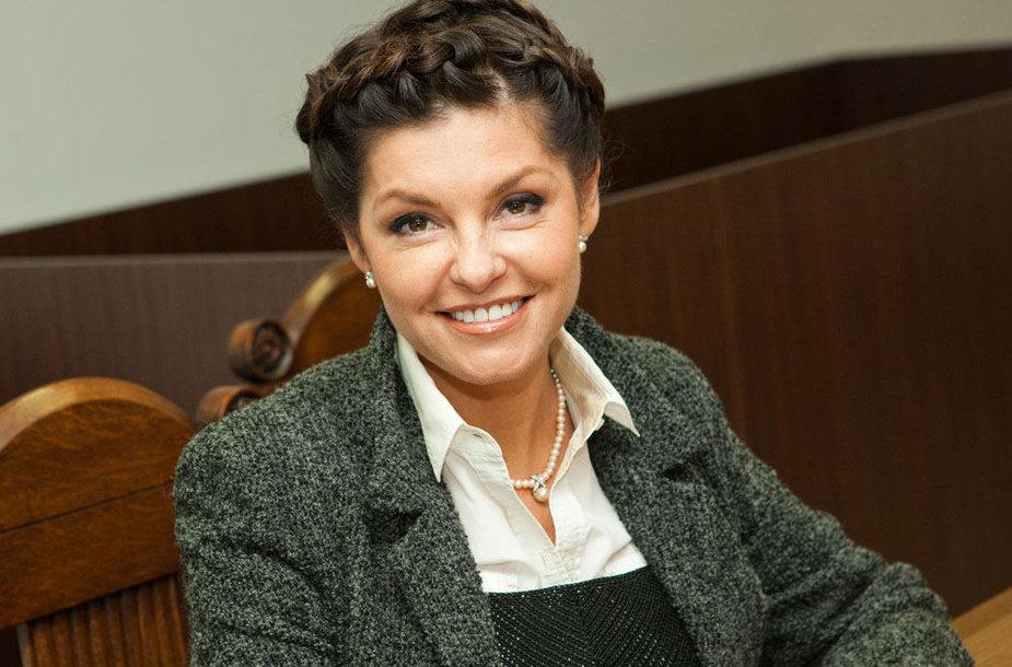 Kristina Kaikarienė teisme