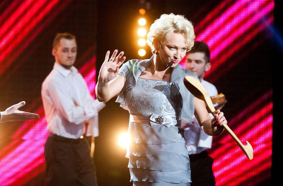 Inga Norkutė-Žvinienė ir Karolis Akulavičius