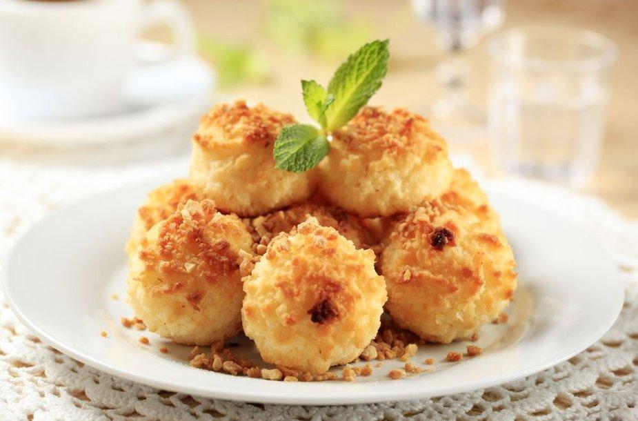 Kokosiniai sausainiai