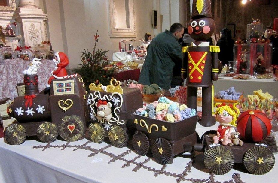ChocolArt. Šokoladinis menas