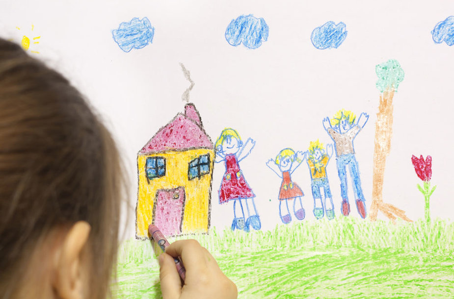 Vaiko piešinys